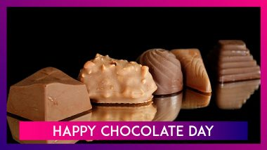 Chocolate Day 2020 Wishes: WhatsApp Messages & Greetings To Send On The Third Day Of Valentine Week