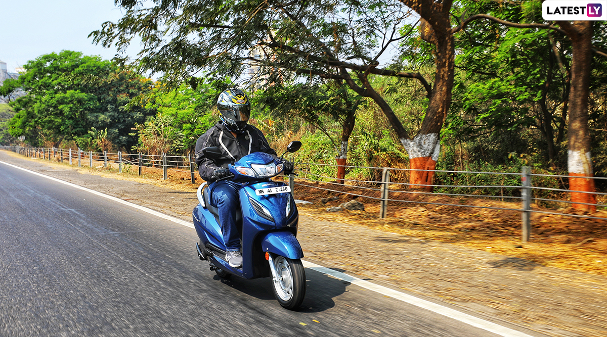 2020 Honda Activa 6G Scooter First Ride Review: The King of Scooters Now Even Better