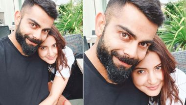 Anushka Sharma is All Smiles Hugging Husband Virat Kohli in This Adorable Valentine's Day Picture and We are All Hearts for It!