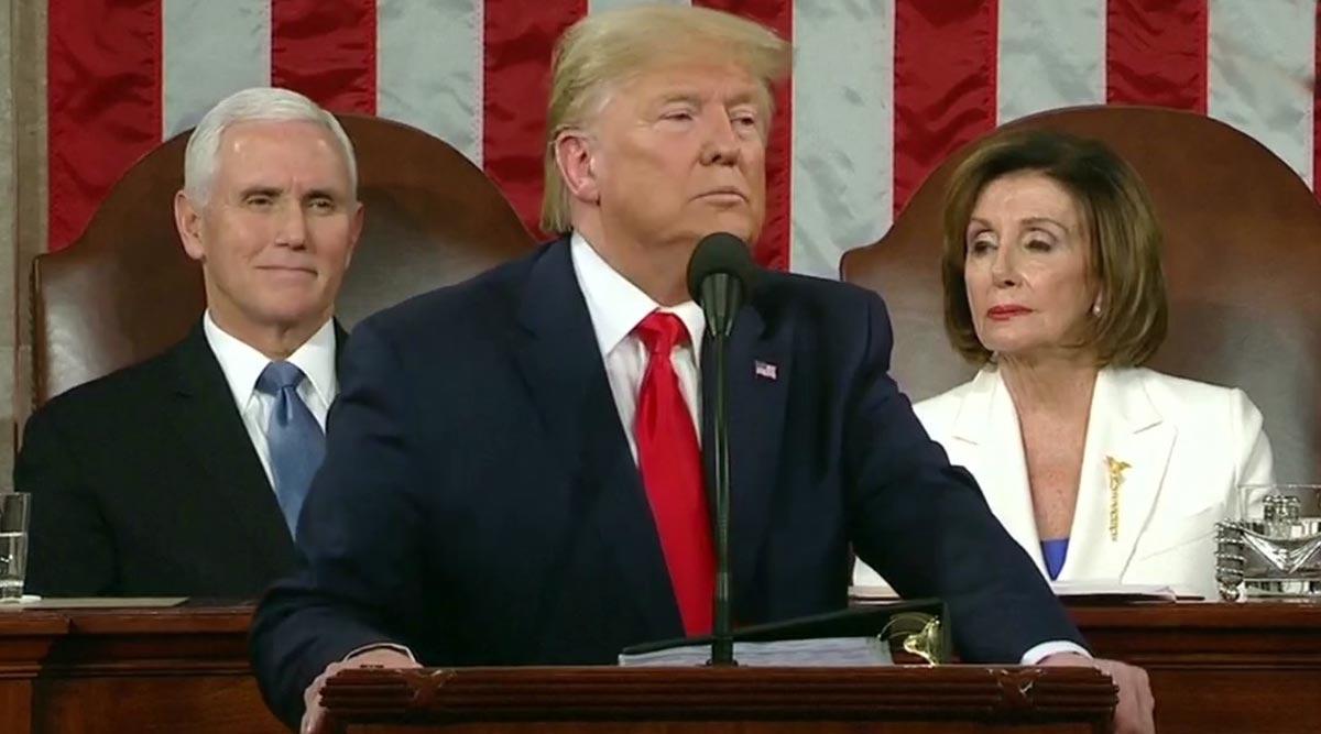 Senate fails to override Trump's veto of Iran war powers resolution
