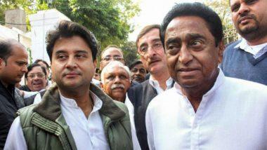 Madhya Pradesh Congress Infighting: After Jyotiraditya Scindia Vowed to Join Farmers' Protest, Kamal Nath Says 'Toh Utar Jaayein'