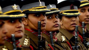 Indian Army Women Officers Can be Given Command Roles in Non-Combat Services, Supreme Court Tells Centre