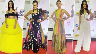 Filmfare Awards 2020 Worst Dressed: Ananya Panday, Taapsee Pannu, Radhika Apte and Others Who Disappointed (View Pics)