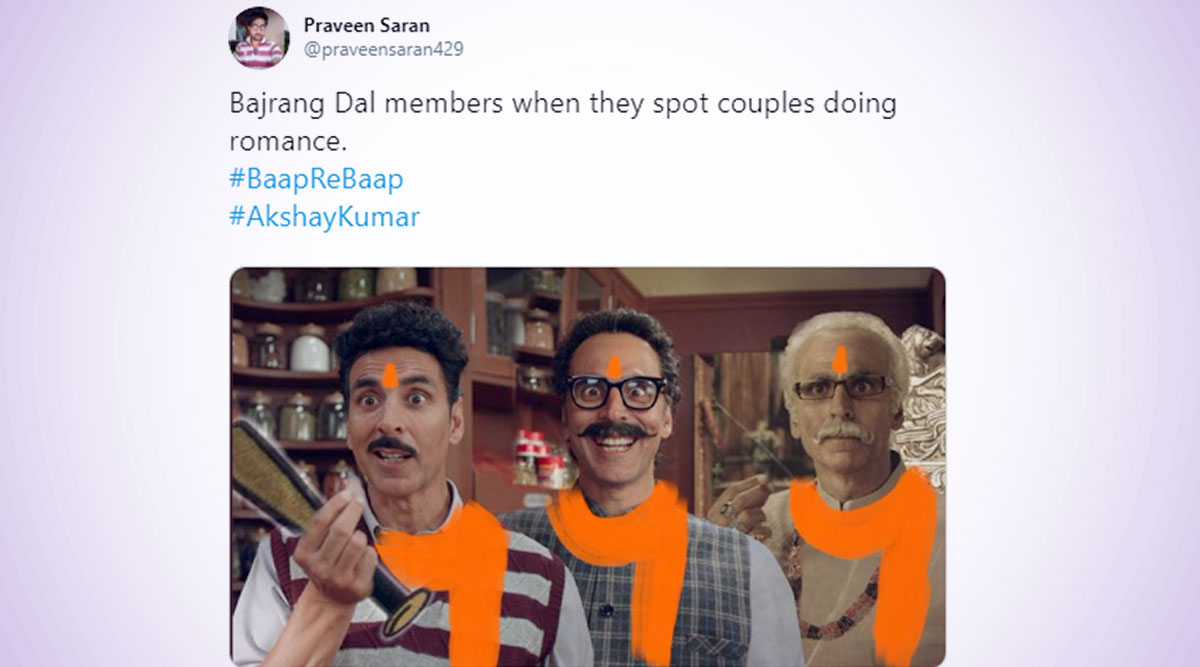 Bajrang Dal Valentine's Day Memes Serving Treats for Singles on February 14! Check out the Funny Memes That You May Have Missed