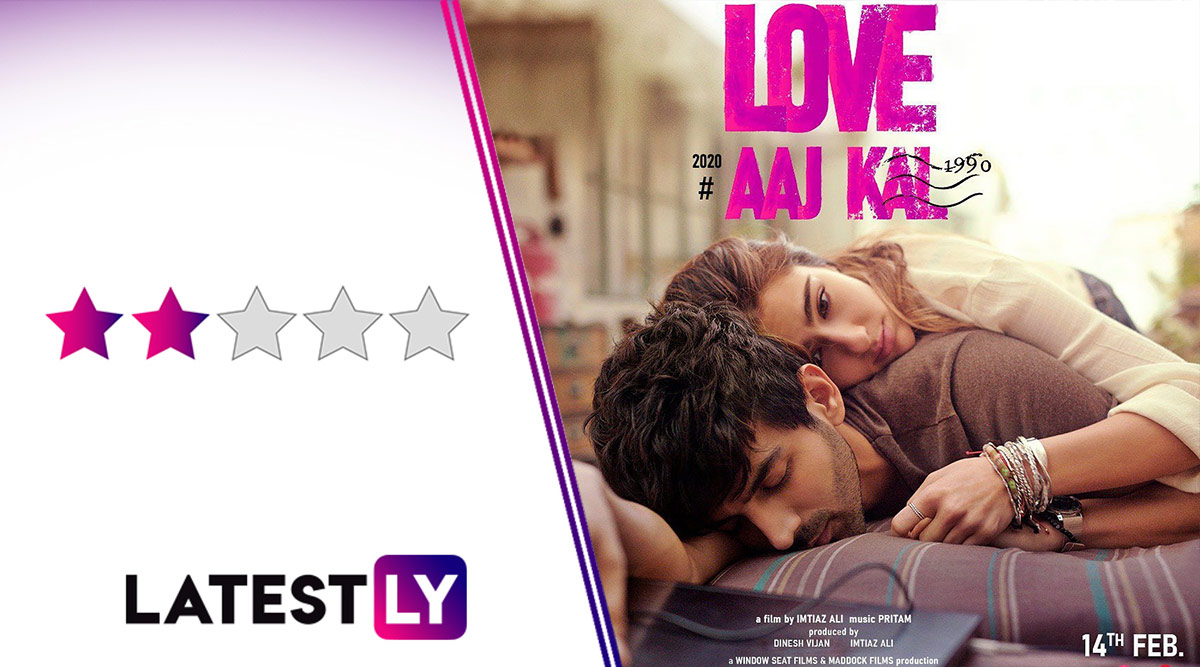 Love Aaj Kal Movie Review: Imtiaz Ali Puts Up Another Disappointing Show in Kartik Aaryan-Sara Ali Khan's Vaguely Annoying Love Story