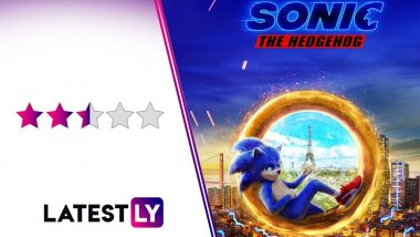 Sonic the Hedgehog Movie Review: Ben Schwartz and Jim Carrey's Film Is Fun for Kids but Can't Outrun Its Lazy Storytelling