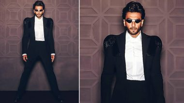 Ranveer Singh Ditches Drama and Goes ElegantlyDapper for Filmfare Awards 2020 and We Have Deepika Padukone to Thank for It (See Pics)