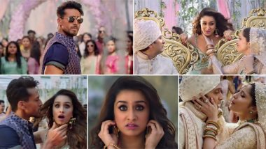 Baaghi 3 Song Bhankas: Tiger Shroff and Shraddha Kapoor Recreate this Old Track with Some Tapori Dance Moves (Watch Video)