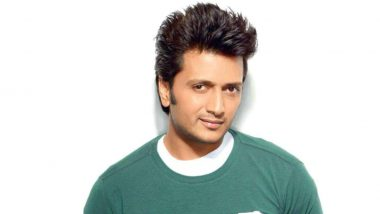 Riteish Deshmukh Posts Video Showing Off Singing Talent of His Son Rahyl (Watch Video)