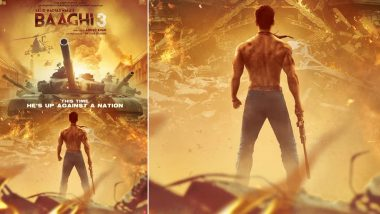 Baaghi 3 Movie Review: Twitterati Go Bonkers Over Tiger Shroff and Shraddha Kapoor's New Actioner - Check Out Tweets