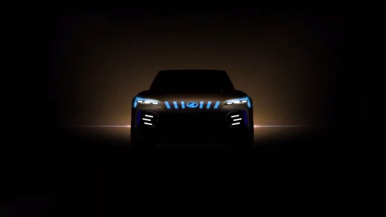 Mahindra Funster EV Concept To Be Officially Unveiled at Auto Expo 2020 Alongside XUV300 Electric & Atom