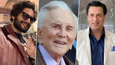 Ali Fazal, Madhur Bhandarkar Pay Tribute to Hollywood's Legendary Actor Kirk Douglas