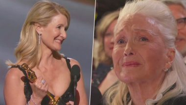 Oscars 2020: Laura Dern Dedicates Her Academy Award for Marriage Story to Her Parents