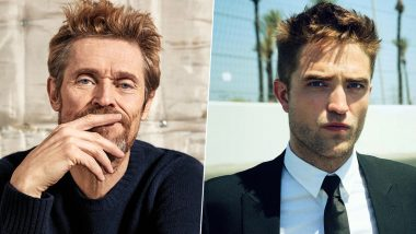 Willem Dafoe Reveals How Difficult It Was Bonding With His The Lighthouse Co-Star Robert Pattinson