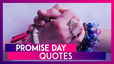 Promise Day 2020 Images With Most Romantic Quotes To Send To Your Partner During Valentine Week