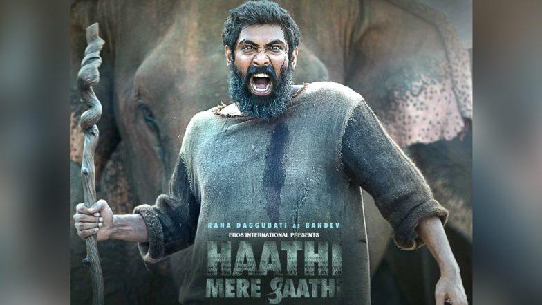 Rana Daggubati Starrer Haathi Mere Saathi to Release in Tamil, Telugu and Hindi on April 2, 2020