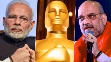 Congress Oscars 2020: Grand Old Party Does Its Own Academy Awards and Here Are Nominees and Winners From BJP and AAP