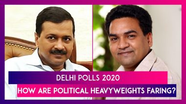 Delhi Assembly Polls 2020: From Arvind Kejriwal To Kapil Mishra, How Are Heavyweights Faring?