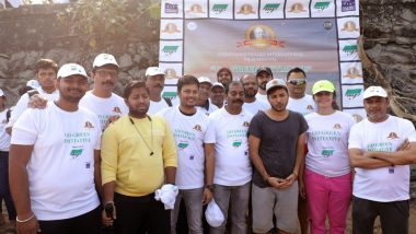 DPIFF CEO Abhishek Mishra & Afroz Shah Commenced Beach Cleaning Drive With More Than 500 Volunteers at Dana Pani Beach