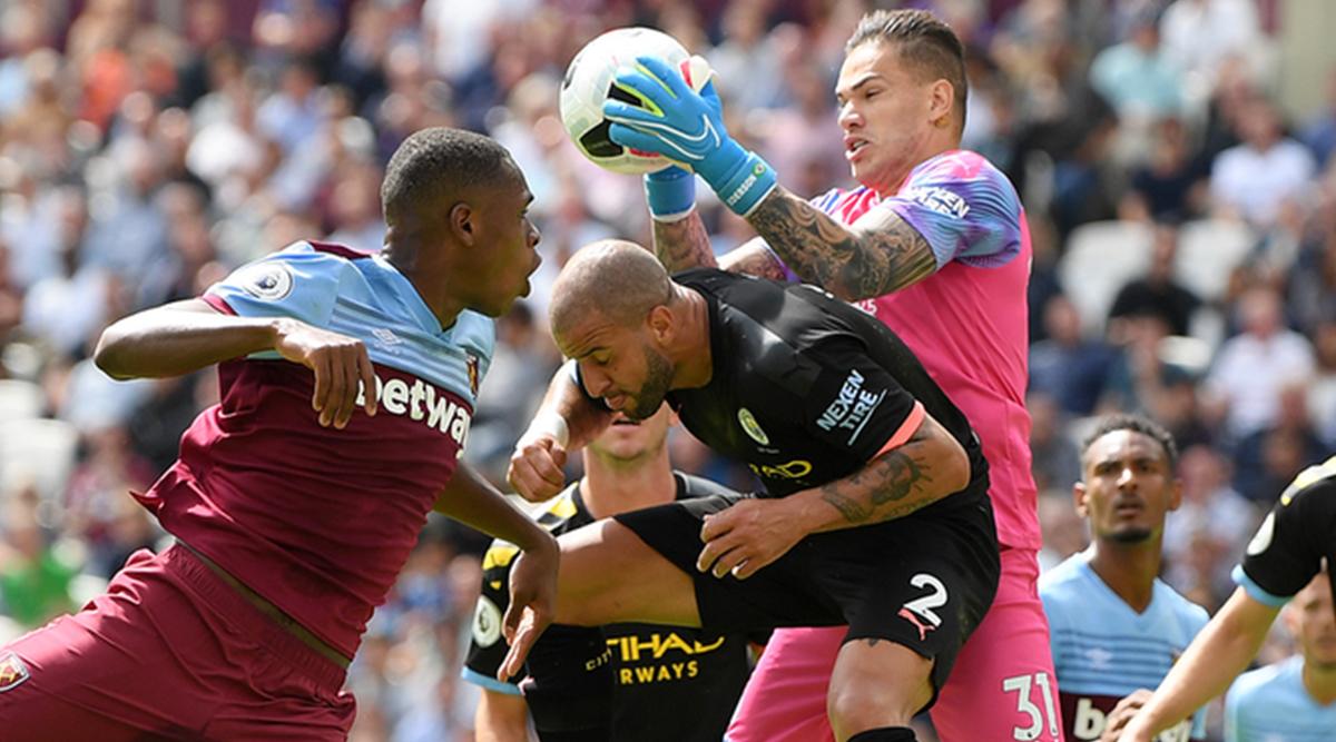 Manchester City vs West Ham postponed as Storm Ciara strikes