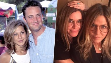 Jennifer Aniston Gets Special Birthday Wishes From 'Mondler' as Friends Stars Matthew Perry and Courteney Cox Post Heartfelt Posts (See Pics)
