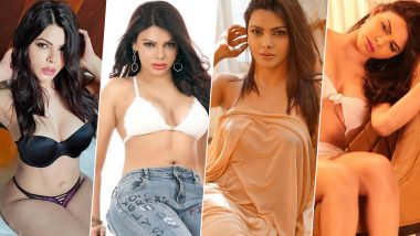 Happy Birthday Sherlyn Chopra: From Going Nude for Playboy Magazine to Naked Bathtub Videos; 5 Times the Hot Actress Sizzled the Internet