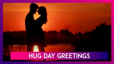 Happy Hug Day 2020 Greetings and Images With Wishes to Send to Your Valentine Hug Day 2020 Greetings and Images With Wishes to Send to Your Valentine