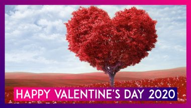 Valentine's Day 2020 Wishes WhatsApp Messages & Greetings To Celebrate Year's Most Romantic Day