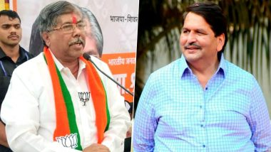 Chandrakant Patil to Continue As Maharashtra BJP President, Mangal Prabhat Lodha to Be BJP Mumbai Chief