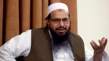 India Questions Hafiz Saeed's Conviction by Pakistan Court Ahead of Plenary Meeting of FATF, Says 'Efficacy of Decision Remains to be Seen'