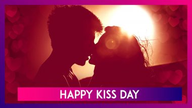 Happy Kiss Day 2020 Messages: Images, Wishes & Quotes To Send On The Seventh Day Of Valentine Week
