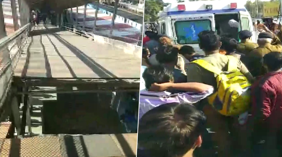 Bhopal Railway Foot-Over Bridge Collapse: Incident to Be Investigated, Guilty Will Face Action, Says Railway Official