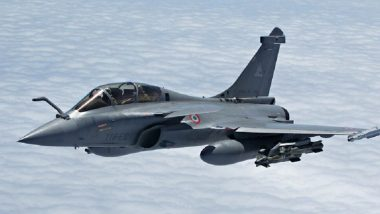 Rafale Fighter Jet Spare Parts Production Begins at Reliance Defence - Dassault Aviation Joint Venture Facility in Nagpur: Reports