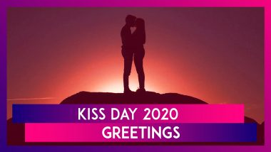 Kiss Day 2020 Greetings: WhatsApp Messages & Wishes To Send To Your Bae Ahead Of Valentine's Day