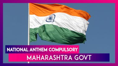Maharashtra Government To Make Singing National Anthem Compulsory In Colleges From February 19