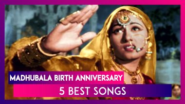 Remembering Madhubala: Aaiye Meharbaan To Mohe Panghat Pe, 5 Romantic Songs Of The Late Actress