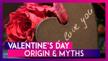 Valentine's Day 2020: Origin And Myths Surrounding The Day Of Love