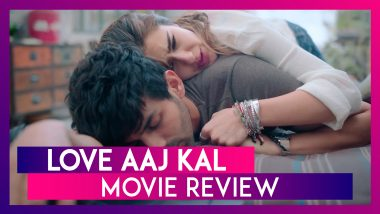 Love Aaj Kal Movie Review: Sara Ali Khan, Kartik Aaryan's Romantic Drama Is Disappointing
