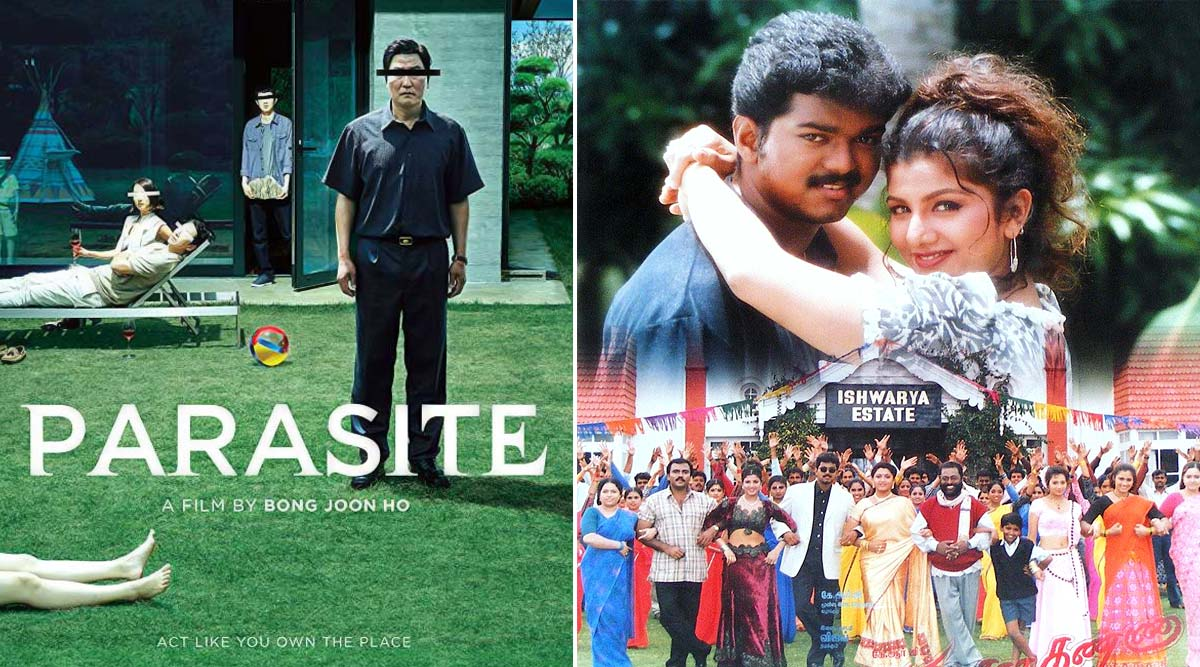Parasite in Legal Trouble After Vijay Thalapathy Starrer Minsara Kanna's Producer Demands Compensation for Plagiarising His Movie's Core Plot