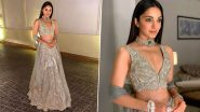 Yo or Hell No? Kiara Advani in Faraz Manan for her Friend's Wedding in Jaipur