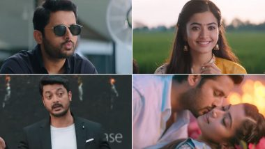 Bheeshma Trailer Nithiin And Rashmika Mandanna S Film Looks Like Your Typical Masala Potboiler Watch Video Latestly