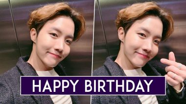 BTS' J-Hope Turns 26 Today! Army Floods Twitter With Birthday Wishes For The K-Pop Star