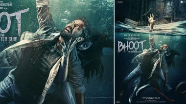 Bhoot Part One The Haunted Ship Quick Movie Review: Vicky Kaushal's Horror Film Has Plenty of Jump Scares
