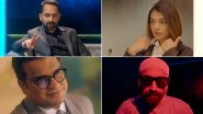 Trance Trailer: Fahadh Faasil's Eccentric Motivational Speaker and Nazriya Nazim's Chic Avatar Leave Us Curious About This Black Comic Thriller (Watch Video)
