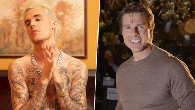 Justin Bieber Still Claims He Can Beat Tom Cruise in a Fight, Calls Himself the 'Conor McGregor of Entertainment'