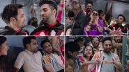Ooh La La Song from Shubh Mangal Zyada Saavdhan: Not a Remake of The Dirty Picture Track, This Peppy Number Has Ayushmann and Jitendra Onboard 'Vivaah Express'