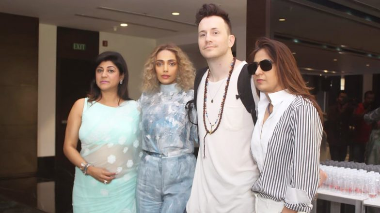 Step Up 2 Star Robert Hoffman Arrives in India, Launches a 'Desi' Music Video 'Aag Ka Gola L.A' (Watch Video)