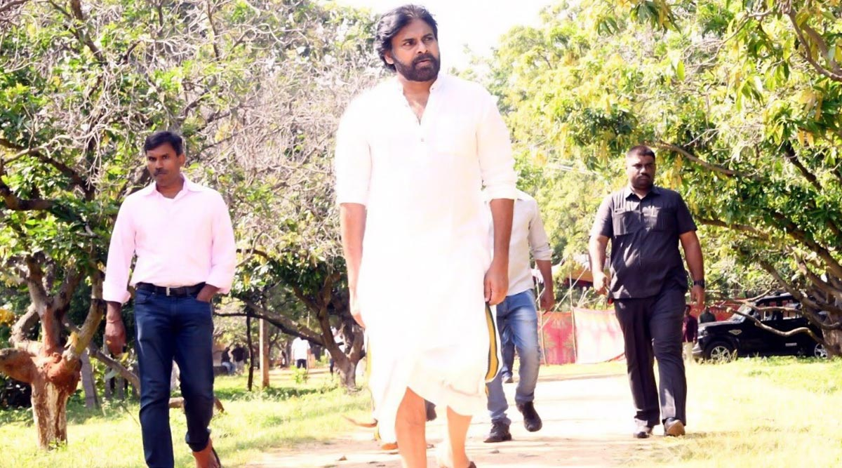 Pawan Kalyan Announces Rs 2 Crore Donation to Govt Relief Fund to Combat COVID-19 Pandemic