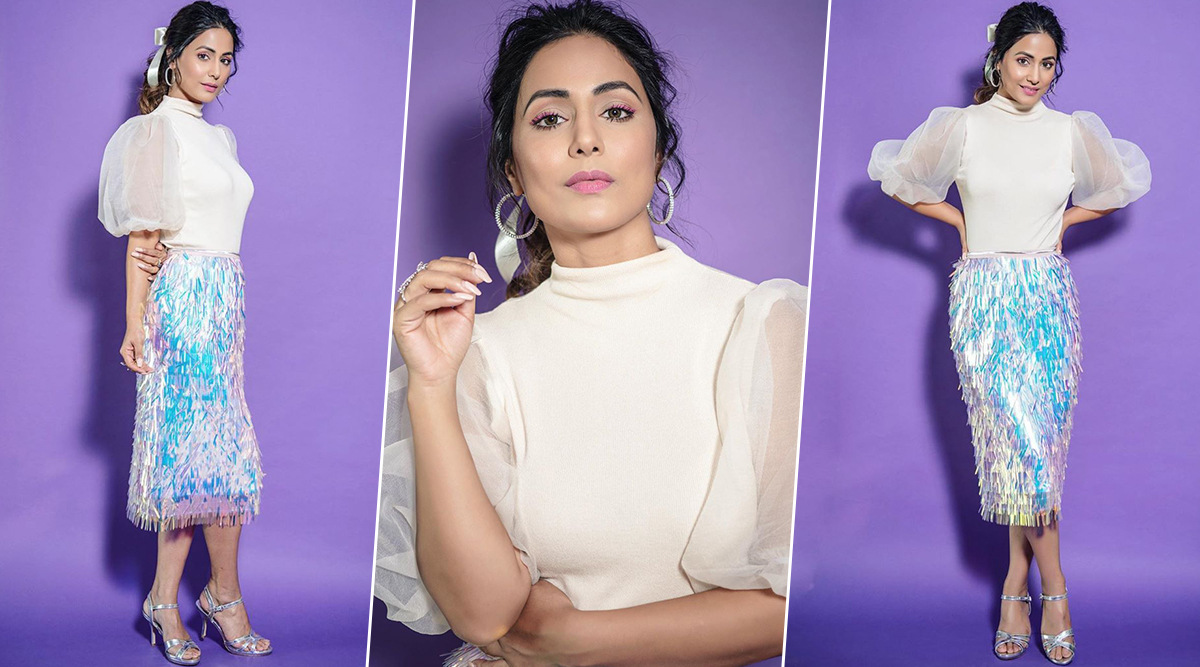 Yo or Hell No? Hina Khan's Newest Outing for one of Her Social Appearances