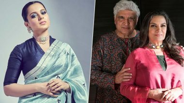 Before Rangoli Chandel's Accusations, Had Kangana Ranaut Exposed Javed Akhtar and Shabana Azmi Back in 2016? (Watch Video)